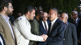 Cumhurbaşkanı Yardımcısı Oktay'ın acı günü
