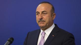Dışişleri Bakanı Çavuşoğlu yarın Fransa'ya gidecek