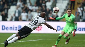 Beşiktaş Kayserispor engelini 2 golle geçti