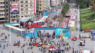 Beyoğlu'nda Antika Festivali var