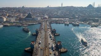 Galata Köprüsü bakım çalışması nedeniyle kapatılacak