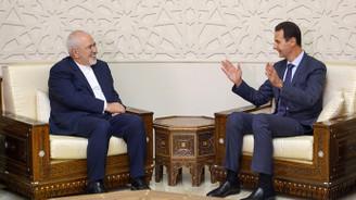 İran Dışişleri Bakanı Zarif, Esad ile görüştü