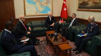 ABD temsilcisi Akar ile görüştü