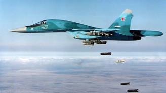 Rusya: Askeri üsse saldırı yapılan yerler bombalandı