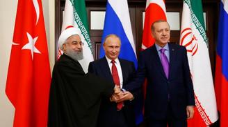 Üçlü Zirvede Suriye'nin kaderi çizilecek!