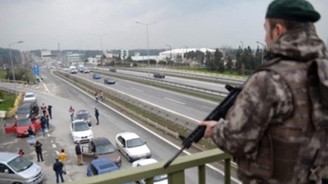 İstanbul'un tüm ilçelerinde asayiş uygulaması