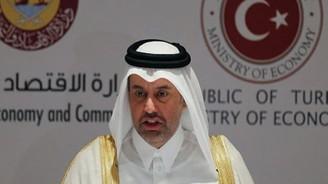 Katar Ekonomi ve Ticaret Bakanı Al Sani: Türk ekonomisine güveniyoruz