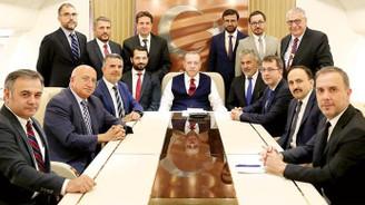 Erdoğan'dan ABD'ye eleştiri: Kimyasal silah kör bahane
