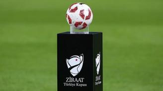 Ziraat Türkiye Kupası'nda maç programı belli oldu