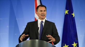 İngiliz bakandan 'Brexit felce uğrar' uyarısı