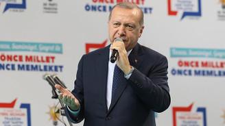 Cumhurbaşkanı Erdoğan, Kocaeli adaylarını tanıttı