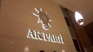 AK Parti ilçe belediye başkan adayları açıklandı