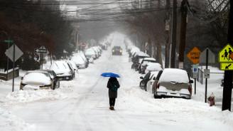 Meteorolojiden kar ve fırtına uyarısı