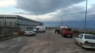 İzmir'de fabrikada patlama: 2 ölü, 2 yaralı