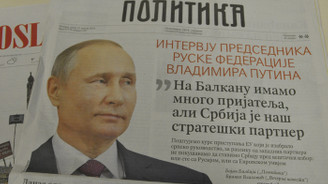 Putin: Türk Akımı'nın 2019 sonuna kadar çalışmasını planlıyoruz