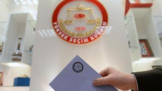 YSK'dan yerel seçimde 'fazla oy pusulası' kararı
