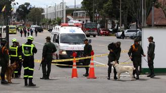 Kolombiya'nın başkenti Bogota'da terör saldırısı: 8 ölü