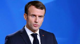 Macron: Suriye ve Irak'ta askeri varlığımız sürecek