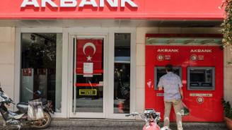 Akbank, 210 milyon dolar getirdi