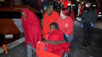 Akdeniz'de göçmen faciaları: 170 ölü veya kayıp