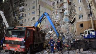 Rusya'daki gaz patlaması: 13 ölü