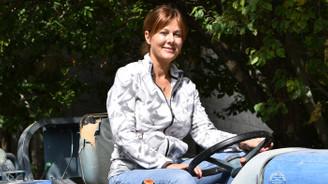 Çorak topraklara hayat veren kadın
