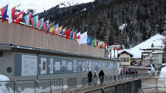 Davos Zirvesi başladı