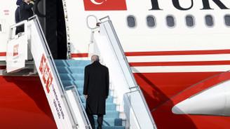 Cumhurbaşkanı Erdoğan Rusya'ya gitti
