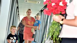Yabancı ziyaretçi sayısında Ruslar ilk sırada