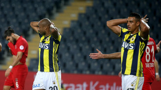 Ümraniyespor, Fenerbahçe'yi kupadan eledi