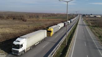 Bulgaristan ve KKTC'ye mal taşıyan araçlara ÖTV istisnası