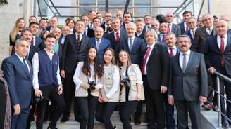 Mesleki Eğitim İş Birliği Protokolü imzalandı