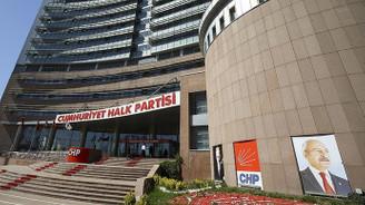 CHP MYK toplantısı sona erdi