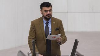 İYİ Parti Milletvekili Akkal partisinden istifa etti