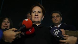 Akşener'den 'Cumhur İttifakı'na çağrı