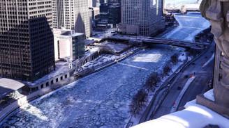 ABD'de son 25 yılın en soğuk günleri yaşanıyor