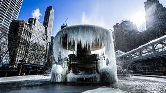 ABD'de soğuk hava 11 can aldı
