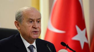 MHP lideri Bahçeli'den teşkilata seçim genelgesi