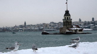 İstanbul'da yarın kar bekleniyor
