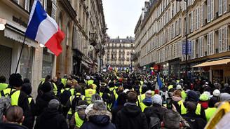 İtalya ve Fransa arasında sarı yelekliler krizi
