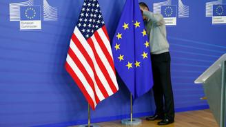 AB, ABD delegasyonunun statüsünün düşürüldüğünü doğruladı