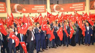Bursa iş dünyasından Barış Pınarı Harekatı'na destek