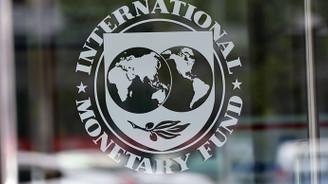 IMF, küresel büyüme tahminlerini düşürdü