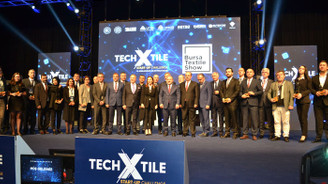 Techxtile Start-Up Challenge ve Bursa Textile Show başladı