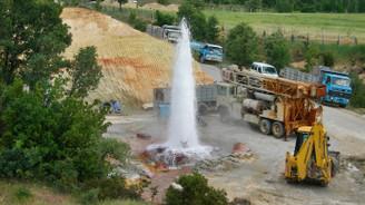 Jeotermal ve mineralli su kaynakları ihale edilecek