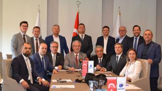 BALKANTÜRKSİAD, 500 milyar dolarlık Balkan pazarına odaklandı