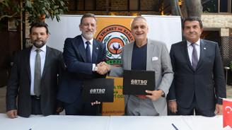 BTSO ile Antakya TSO kardeşlik protokolü imzaladı