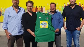 Uludağ İçecek, Bursaspor Basketbol Takımı'na sponsor oldu