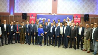 DAİB ihracat şampiyonlarını ödüllendirdi