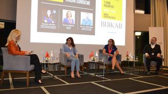 '2020'de Kadının Gündemi' Bursa'da konuşuldu